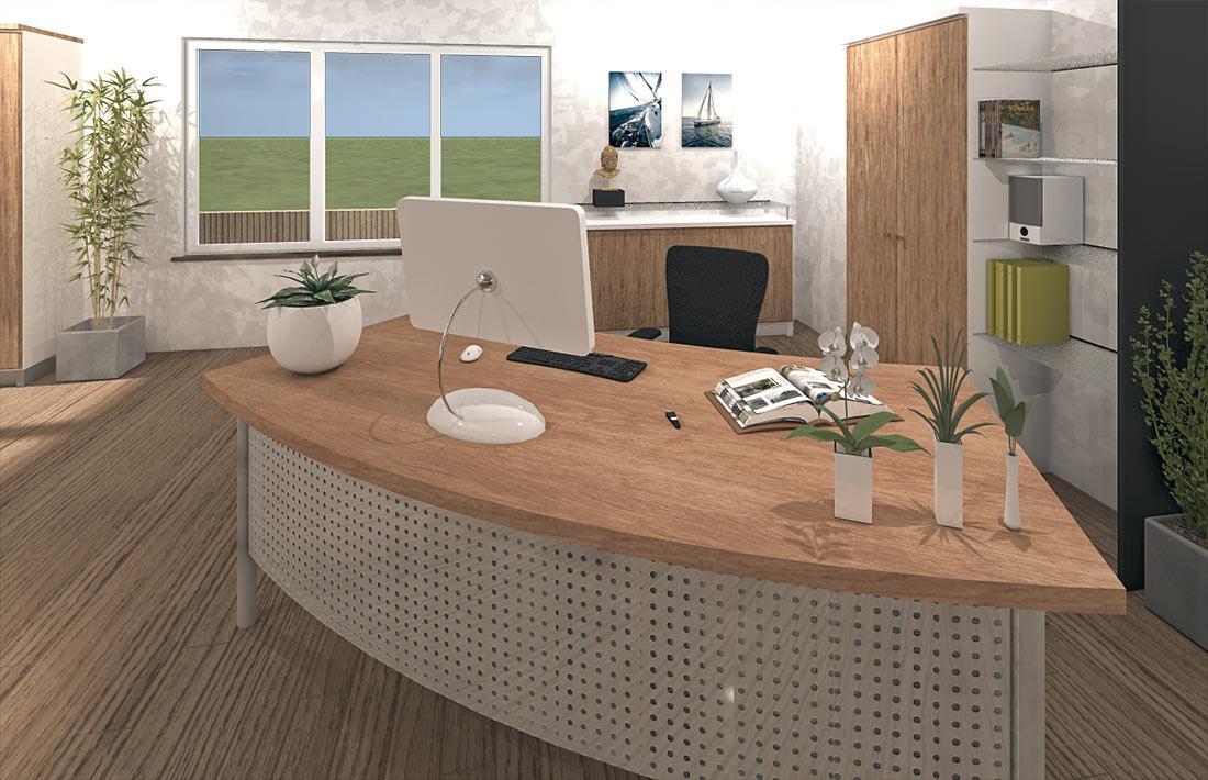 Das neue Büro von Thomas Bohner Immobilien in Pforzheim-Nord