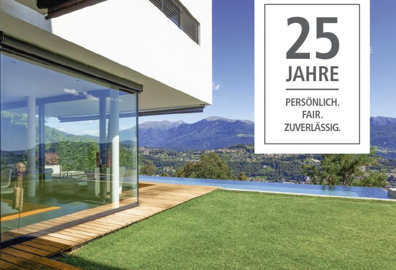 25 Jahre Immobilien Pforzheim